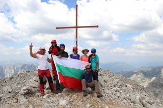 The wild Albania - one week adventure into the untrodden Albanian Alps