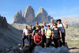 One week tour in Dolomites - the charming of Italy!