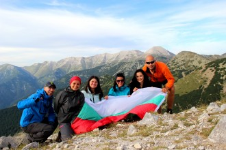 Тwo-day trek in the glacial valleys of Sinanitsa, Spano Pole and Vlahinski in Pirin