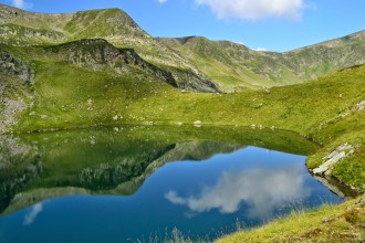Two-day trek in Rila - Urdini Lakes, Haramiyata peak, Ivan Vazov lodge and Seven Lakes