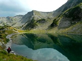 Two-day trek in the area of Ribni lakes in the heart of Middle Rila