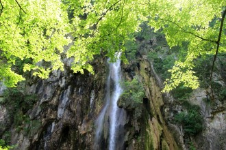Two-day hike in the Rhodopes - Chervenata Stena reserve and Karadzhov Kamak