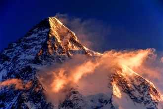 Karakoram - K2 Base camp trekking - the second highest peak on Earth - the dream of all mountaineers!