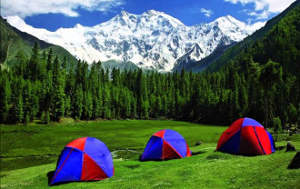 Miraculous Hunza Valley and trekking to Fairy meadows - Base Camp of Nanga Parbat. Тhe highest border checkpoint on Еarth and Base Camps of Rakaposhi and Diran peaks!!!