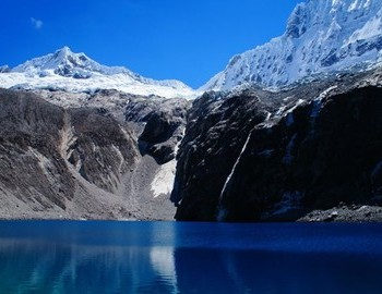 Cordillera Blanca - Lake 69 with Pisco